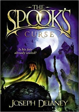 The Spook's Curse: Book 2 by Joseph Delaney